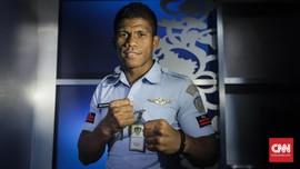 Ongen: Tentara Juara Dunia Tinju Berawal dari Rp5000