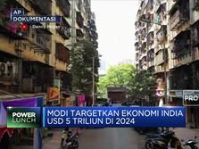 Ini Dia Target Ambisius Modi Untuk India