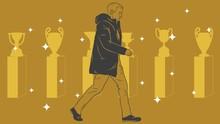 INFOGRAFIS: Gemerlap Trofi Mourinho Goda Tottenham