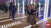 Untuk bisa datang ke acara ini pengunjung tidak dipungut biaya. (CNN Indonesia/Bisma Septalisma)