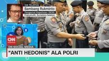 VIDEO: 'Anti Hedonis' Ala Polri