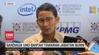 VIDEO: Sandiaga Uno Bantah Tawaran Jabatan BUMN