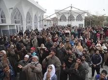 Drone Ditembak Rudal di Kashmir, India-Pakistan Panas