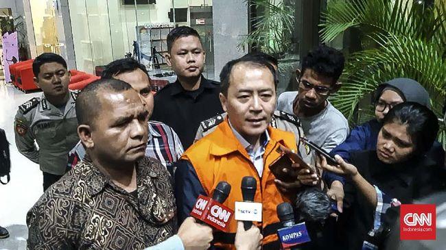 KPK Tahan Eks Presdir Lippo Cikarang terkait Suap Meikarta