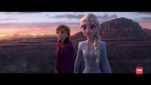VIDEO: 'Frozen 2', Ketika Anna dan Elsa Mengenal Dunia Luar