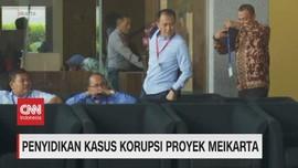 VIDEO: KPK Periksa Mantan Petinggi Lippo Cikarang