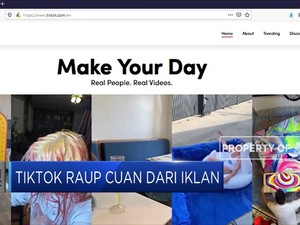 TikTok Raup Laba CNY 50 Miliar dari Bisnis Iklan Digital