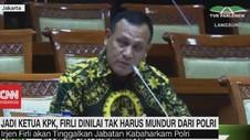 VIDEO: Ketua KPK Firli Dinilai Tak Harus Mundur Dari Polri