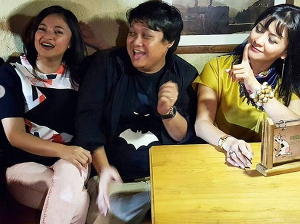 Sebelum Berpulang, Ini Kenangan Cecep Reza Saat Kulineran Bareng Teman