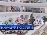 Sah! Unilever Stock Split Saham 5:1 di 2020