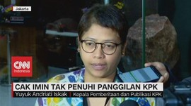 VIDEO: Cak Imin Tak Penuhi Panggilan KPK