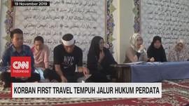 VIDEO: Korban First Travel Tempuh Jalur Hukum Perdata