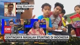 VIDEO: Gentingnya Masalah Stunting di Indonesia
