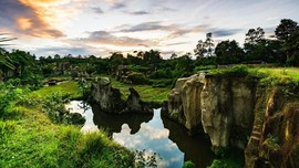 Keliling Tangerang Bisa Naik Bus Jawara