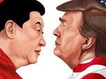 Kata Trump, Ujar Xi Jinping & Ending Perang Dagang AS-China