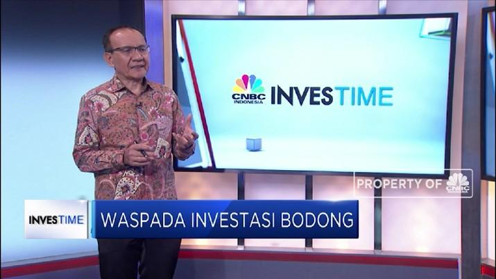 Waspada!, Kenali Modus Investasi Bodong(CNBC Indonesia TV)