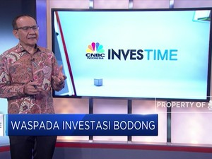 Waspada!, Kenali Modus Investasi Bodong