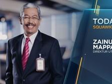 Live Now! Tren Penurunan Suku Bunga, Apa Respons Bank DKI?