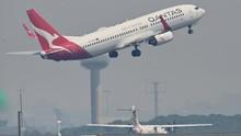 Pendapatan Qantas 'Hilang' US$100 Juta Karena Virus Corona