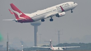 Qantas Maskapai Teraman Tahun Ini, Garuda Tak Masuk Peringkat