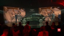 VIDEO: Aston Martin Pilih China Jadi Lokasi Peluncuran SUV