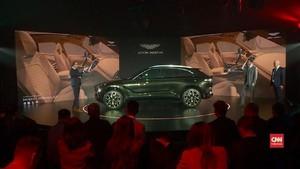 VIDEO: Aston Martin Pilih China Jadi Lokasi Peluncuran SUV