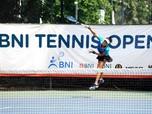 Intip Aksi Para Atlet Pelatnas di BNI Tennis Open 2019