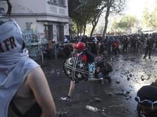Separuh Dunia Masih Rusuh, Begini Situasi Panasnya Chile