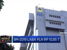 Mantap, PLN Catat Laba Rp 10,8 T di Q3-2019!