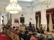 Ini Ternyata Niat Para Bos Perusahaan Jepang Sowan ke Jokowi