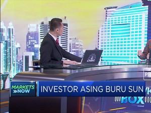 Banjir Sentimen Positif, Investor Asing Buru SUN