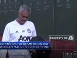 Mourinho Resmi Gantikan Pochettino Melatih Tottenham Hotspur