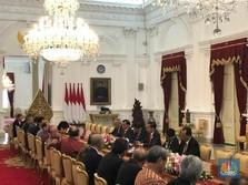 Bos-Bos Perusahaan Jepang Sowan ke Jokowi, Ada Apa Ya?
