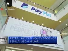 Paypal Akuisisi Honey Science Senilai USD 4 Miliar