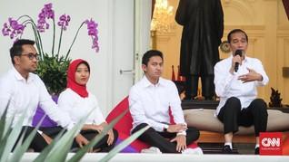 Nasib Ruangguru Setelah CEO Ditunjuk Jadi Staf Khusus Jokowi