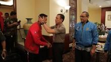 Ketua PSSI Lepas Timnas U-23: Semoga Dapat Emas