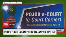 VIDEO: Gugat Cerai Bisa Via Online