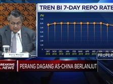 Perang Dagang Berlanjut, BI Proyeksi PDB  RI 2019 Capai 5,1%