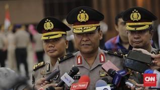 Polisi Bentuk Satgas Ledakan Granat Monas