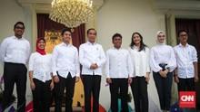 KPK Kaji Kewajiban Lapor Harta Kekayaan Stafsus Jokowi