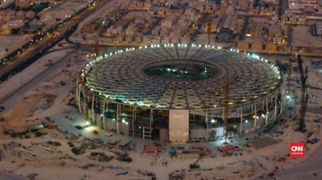 VIDEO: Penampakan Terkini Stadion Piala Dunia 2022 di Qatar