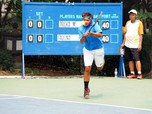 Petenis Fadona Lolos ke Final BNI Tennis Open 2019