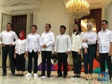Ini Alasan Jokowi Tunjuk 7 Staf Khusus dari Kalangan Milenial