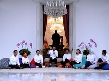 Putri Tanjung Cs, Magnificent Seven Stafsus Milenial Jokowi
