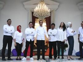 Daftar 14 Staf Khusus Jokowi pada Periode Kedua