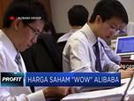 Fantastis! IPO Saham Alibaba Capai Rp 317 Ribu per Saham