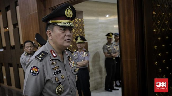 Polri: Jokowi Tak Lagi Beri Tenggat Waktu Ungkap Kasus Novel
