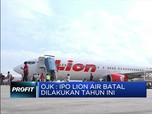 Lion Air Batal Gelar IPO Saham Tahun Ini