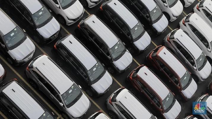 Mobil Jepang & China 'Made in RI' Mengaspal di Pelosok Dunia