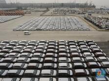 Ekspor Mobil RI Rontok, Raja Pasar Toyota Juga Ikut Drop